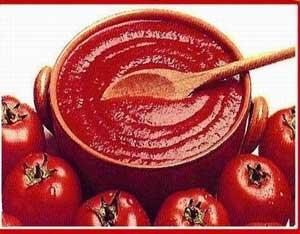 concentrado de tomate